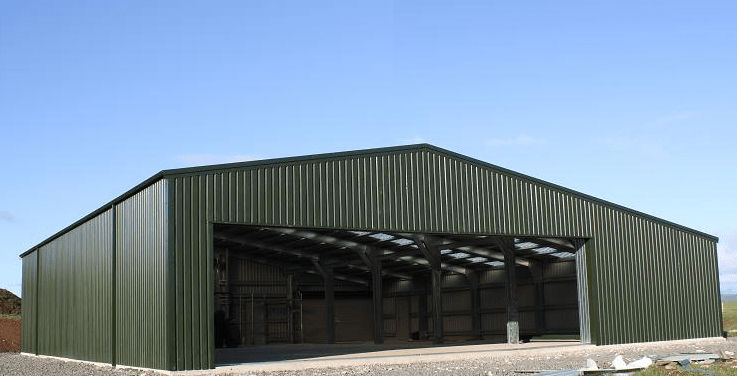 hangeropen1 737x377 - The Benefits of Pre-Engineered Buildings Compared to Conventional Solutions